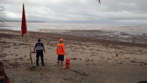 Sinaproc levanta bandera roja en playas