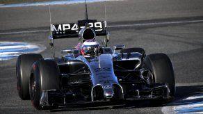 McLaren vuelve a ser la escudería más rápida en Circuito de Jerez