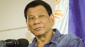 Duterte declara la guerra a la presidenta del Tribunal Supremo de Filipinas