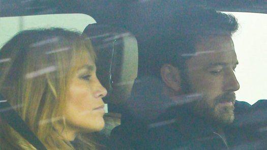 Jennifer Lopez y Ben Affleck vuelven a verse juntos 17 años después.