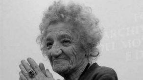 Muere la cineasta Cecilia Mangini