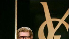 Muere Yves Saint Laurent