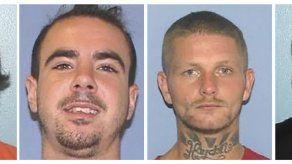 Detenidos 3 de 4 presos fugados de una cárcel en Ohio