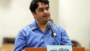 Irán rechaza denuncias de UE tras ahorcamiento de periodista