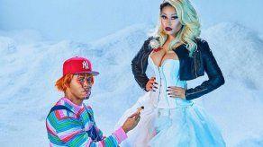 Los impresionantes anillos de casados de Nicki Minaj y Kenneth Petty