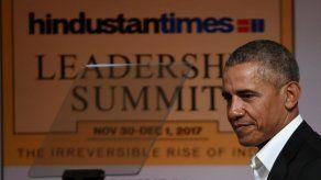 Obama lamenta la pausa en el liderazgo de EEUU sobre el clima