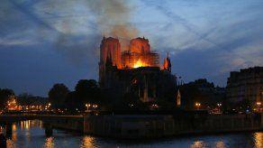 El incendio de Notre Dame recuerda el peligro del plomo