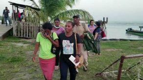 Inician identificación de cuerpos de 27 náufragos en Caribe hondureño