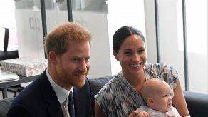 La familia real británica se vuelca con Archie en su primer cumpleaños