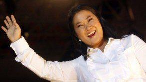 Keiko Fujimori quiere solicitar un indulto para su padre
