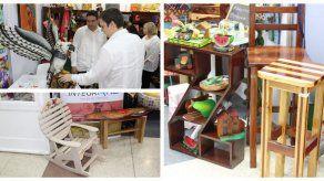 Artículos hechos por más de 500 reos son presentados en la Feria Nacional de Artesanía