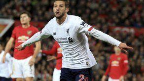Liverpool rescata empata en su visita al Man United
