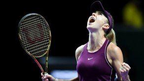 Svitolina y Stephens se enfrentarán en la final del Masters