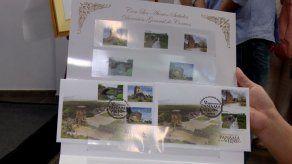 Lanzan emisión postal conmemorativa a los 500 años de fundación de Panamá Viejo