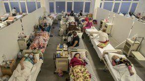 Nuevo récord de casos de coronavirus en Ucrania