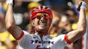 El alemán Degenkolb gana la novena etapa del Tour de Francia