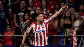 Héctor Herrera rescata al Atlético ante la Juventus