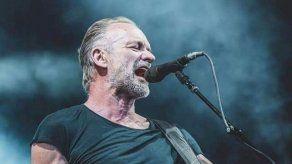 Sting anula todos sus conciertos hasta el domingo