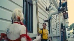 "Lanzan primer trailer oficial de ""The Suicide Squad"""