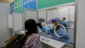 Seis personas COVID-19 positivo se han detectado en el Aeropuerto Internacional de Tocumen