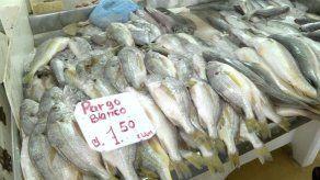Vendedores del Mercado de Mariscos perciben bajas ventas en el inicio de la Cuaresma