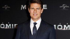 Video muestra a Tom Cruise cojeando luego de grabar escena