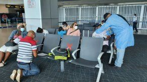 Llegan a Panamá 26 ciudadanos que estaban varados en República Dominicana y Cuba
