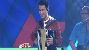 Hidadi Saavedra es el campeón de Cuna de Acordeones 2018