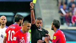 Panameño Pittí entra en listado de árbitros para la Copa Oro 2019