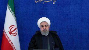 Rohani acusa a Israel de querer sembrar el caos matando a un científico iraní
