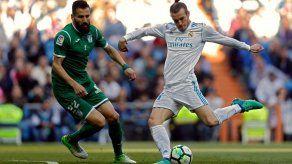 El Madrid descansa y cumple el trámite ante Leganés