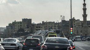 Al menos 18 muertos en un accidente de carretera al sur de El Cairo