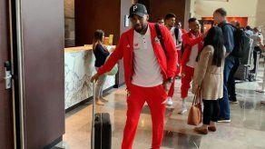 La Selección de Panamá ya está en suelo mexicano