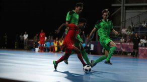 Panamá Sub-18 debuta con empate en Futsal de los JOJ