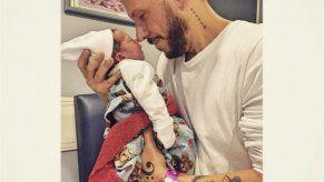 Noel Schajris y Gwendolyn Stephenson reciben su 2do bebé