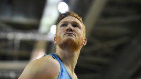 El británico Rutherford renuncia a los Mundiales en pista cubierta