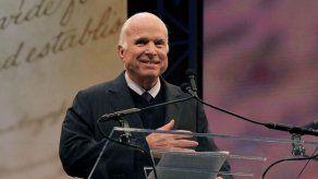 John McCain tendrá una película biográfica impulsada por sus familiares