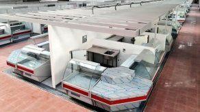 Remodelación del Mercado San Felipe Neri registra un 70% de avance