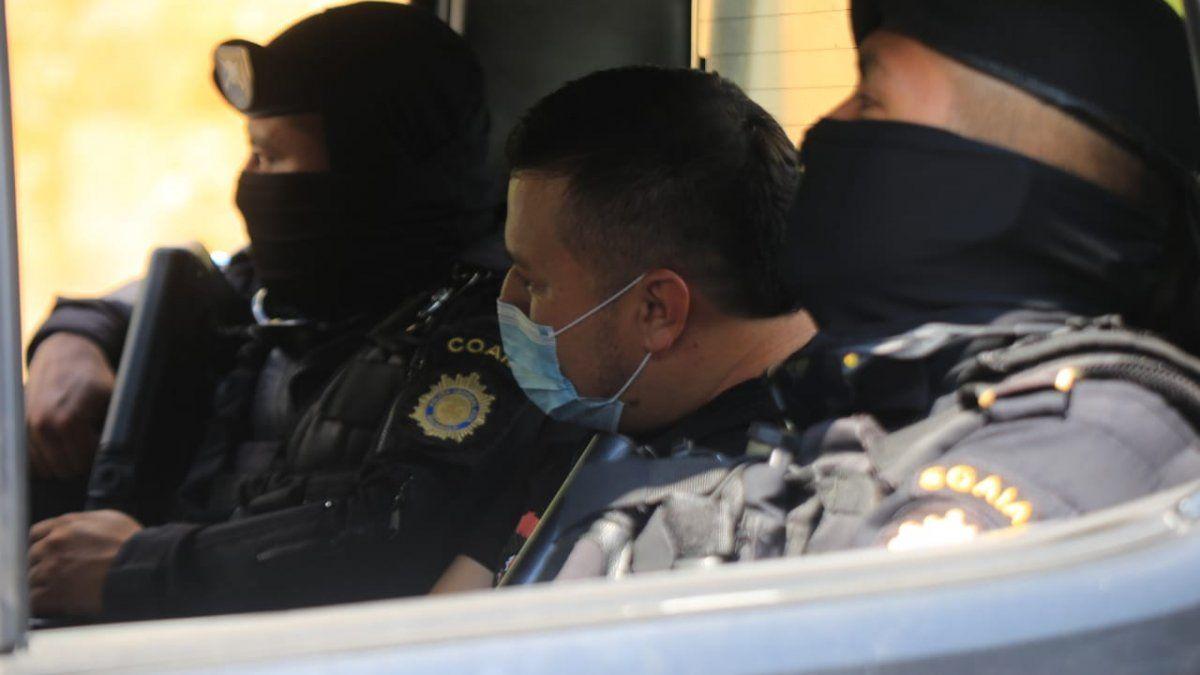 Iram Mérida, de 36 años, alias El Dorado y/o El Bucéfalo, fue detenido durante una operación en el centro comercial ubicado en una zona exclusiva en el sur de Ciudad de Guatemala.