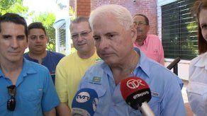 Corte admite denuncia contra Martinelli por supuesta extorsión a empresa Impregilo