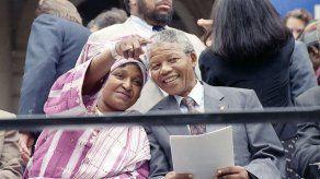 Amenazas de muerte a Mandela durante visita a EEUU