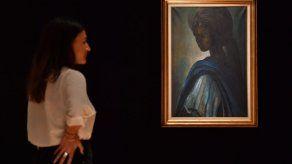 Una Mona Lisa africana vendida en más de un millón de libras en Londres