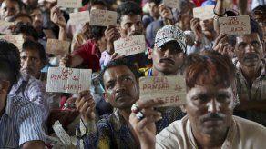 Pakistán liberará indios detenidos por pescar ilegalmente