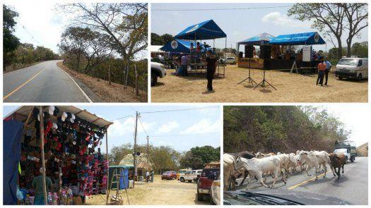 Tripeando en la Feria del Valle de Tonosí