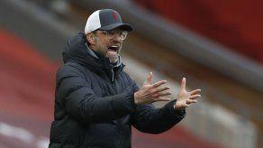6ta derrota seguida de Liverpool en Anfield