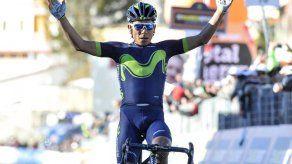 Quintana asalta el liderato general en la Tirreno-Adriático