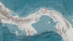 Sismo de grado 5.1 en Panamá