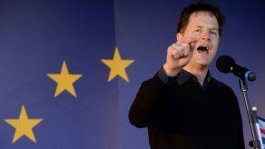 Facebook contrata a ex viceprimer ministro británico Nick Clegg