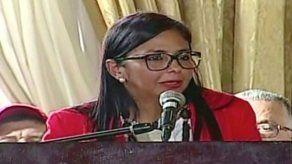 Excanciller Delcy Rodríguez presidirá la Constituyente en Venezuela