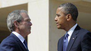 George W. Bush es más popular que Obama
